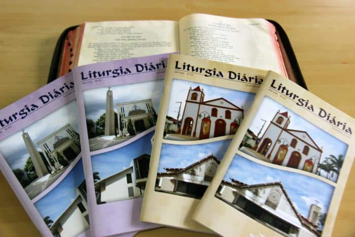 Liturgia Diária - Paulus