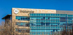 Motorola-fundada