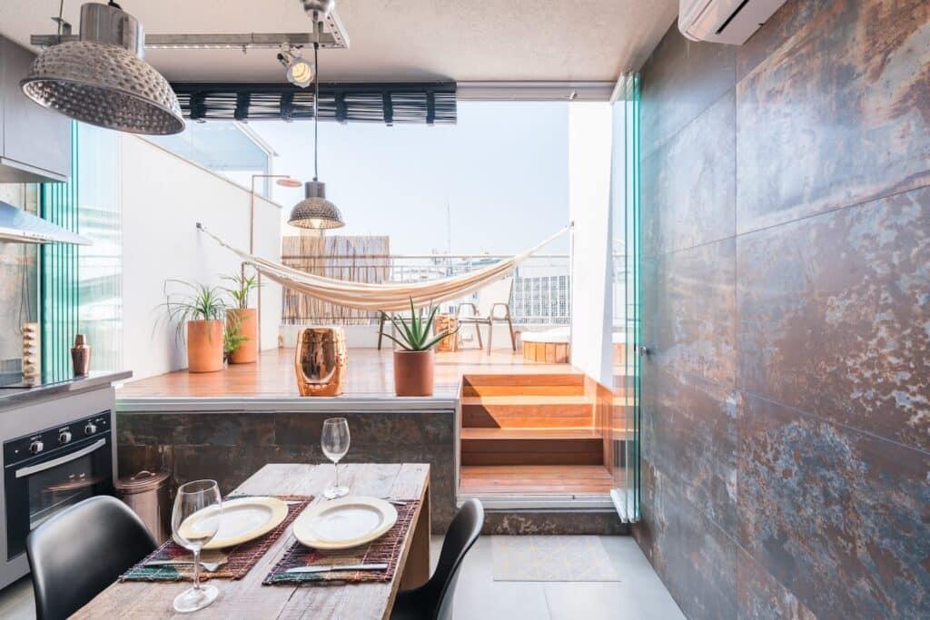 Acomodação de Airbnb em São Paulo