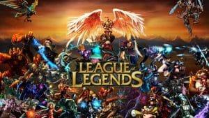 league of legends personagens