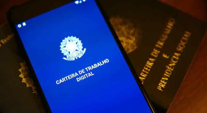 aplicativo carteira de trabalho digital