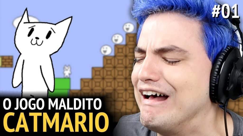 Cat Mario - Felipe Neto